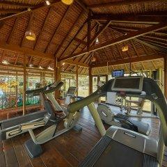 Отель Royal Orchid Beach Resort & Spa Гоа фитнесс-зал фото 2