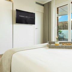 Отель Aparthotel Mariano Cubi Barcelona Испания, Барселона - 4 отзыва об отеле, цены и фото номеров - забронировать отель Aparthotel Mariano Cubi Barcelona онлайн фото 14