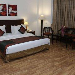 Отель Goodwill Hotel Delhi Индия, Нью-Дели - отзывы, цены и фото номеров - забронировать отель Goodwill Hotel Delhi онлайн комната для гостей фото 3