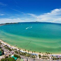Отель Ruamchok Condoview 5 Таиланд, Паттайя - отзывы, цены и фото номеров - забронировать отель Ruamchok Condoview 5 онлайн пляж