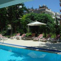 Suite Laguna Турция, Анталья - 6 отзывов об отеле, цены и фото номеров - забронировать отель Suite Laguna онлайн бассейн фото 3