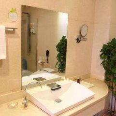 Отель Xian Yanta International Hotel Китай, Сиань - отзывы, цены и фото номеров - забронировать отель Xian Yanta International Hotel онлайн ванная фото 2