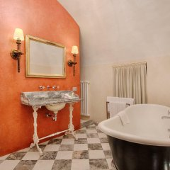 Апартаменты Porta Rossa Suite Halldis Apartment ванная