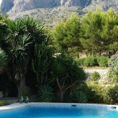 Отель Casa Rural El Retiro бассейн фото 3