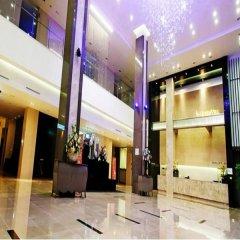 Отель Queen Vell Hotel Южная Корея, Тэгу - отзывы, цены и фото номеров - забронировать отель Queen Vell Hotel онлайн интерьер отеля