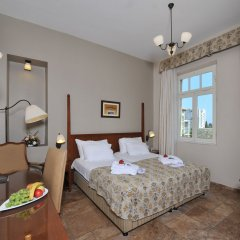 Отель Colony Хайфа комната для гостей фото 3