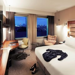 Mercure Istanbul Taksim Турция, Стамбул - 4 отзыва об отеле, цены и фото номеров - забронировать отель Mercure Istanbul Taksim онлайн комната для гостей