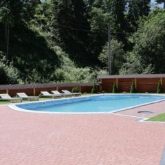 Гостиница Вилла Леку бассейн фото 3