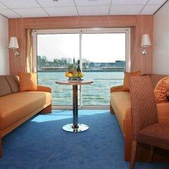 Отель Crossgates Hotelship 4 Star - Altstadt - Düsseldorf Дюссельдорф комната для гостей фото 4