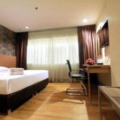 Отель Pudu Plaza Kuala Lumpur Малайзия, Куала-Лумпур - отзывы, цены и фото номеров - забронировать отель Pudu Plaza Kuala Lumpur онлайн комната для гостей фото 4