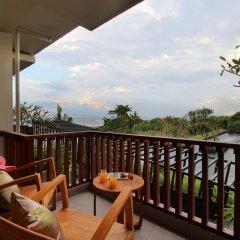 Отель THE HAVEN SUITES Bali Berawa балкон