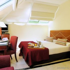 Отель Exe Laietana Palace комната для гостей