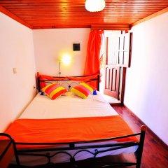 Отель Olympos Pension Родос комната для гостей