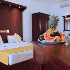 Отель Golden Star Beach Hotel Шри-Ланка, Негомбо - отзывы, цены и фото номеров - забронировать отель Golden Star Beach Hotel онлайн удобства в номере