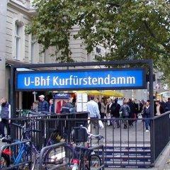 Best Western Hotel Berlin Kurfuerstendamm городской автобус