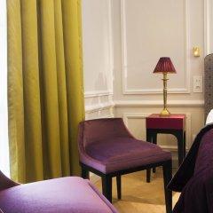 Отель Bourgogne Et Montana Париж удобства в номере фото 2
