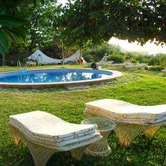 Отель Hacienda El Santiscal - Adults Only бассейн