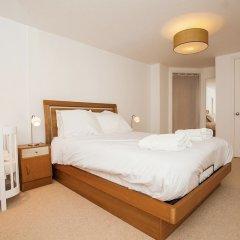 Отель Modern 2 Bed Garden Flat, St Johns Wood комната для гостей фото 4