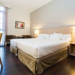Отель Exe Barcelona Gate комната для гостей
