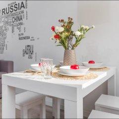 Отель P&O Apartments Niska Польша, Варшава - отзывы, цены и фото номеров - забронировать отель P&O Apartments Niska онлайн комната для гостей