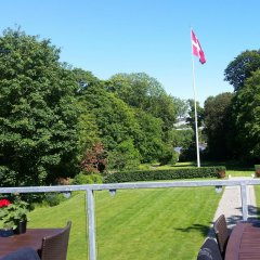 Отель Best Western Hotel Scheelsminde Дания, Алборг - отзывы, цены и фото номеров - забронировать отель Best Western Hotel Scheelsminde онлайн балкон