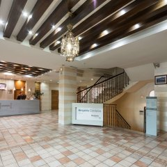 Отель NH Córdoba Guadalquivir Испания, Кордова - 2 отзыва об отеле, цены и фото номеров - забронировать отель NH Córdoba Guadalquivir онлайн интерьер отеля фото 2