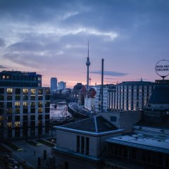 Top Vch Hotel Allegra Berlin Берлин балкон