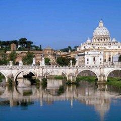 Отель Filomena E Francesca B&B Италия, Рим - отзывы, цены и фото номеров - забронировать отель Filomena E Francesca B&B онлайн приотельная территория