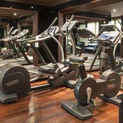 Buddha-Bar Hotel Paris фитнесс-зал