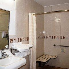 Отель Americas Best Value Inn-Milpitas/Silicon Valley ванная