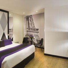 Отель LEMPIRE Париж комната для гостей