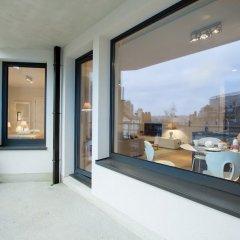 Отель Sweet Inn Apartments Charité Бельгия, Брюссель - отзывы, цены и фото номеров - забронировать отель Sweet Inn Apartments Charité онлайн балкон