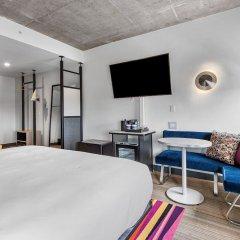 Отель Aloft Delray Beach США, Делри-Бич - отзывы, цены и фото номеров - забронировать отель Aloft Delray Beach онлайн комната для гостей фото 4