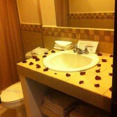 Отель Plaza Magdalena Hotel Гондурас, Копан-Руинас - отзывы, цены и фото номеров - забронировать отель Plaza Magdalena Hotel онлайн ванная