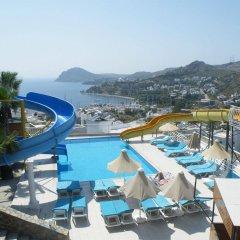 Family Belvedere Hotel Турция, Мугла - отзывы, цены и фото номеров - забронировать отель Family Belvedere Hotel онлайн бассейн