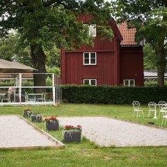 Отель Villa Kallhagen Стокгольм с домашними животными