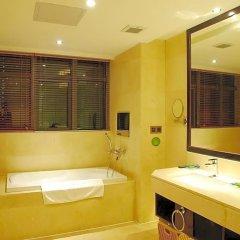 Отель Guangdong Hotel Китай, Шэньчжэнь - отзывы, цены и фото номеров - забронировать отель Guangdong Hotel онлайн ванная фото 2