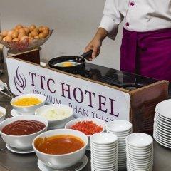 Отель Park Diamond Hotel Вьетнам, Фантхьет - отзывы, цены и фото номеров - забронировать отель Park Diamond Hotel онлайн питание фото 3