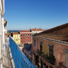Stars Rooms Beatus - Hostel балкон