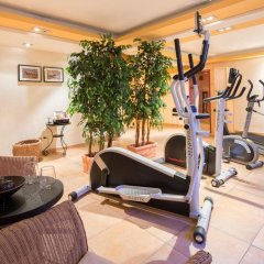 Отель Isartor Германия, Мюнхен - 1 отзыв об отеле, цены и фото номеров - забронировать отель Isartor онлайн фитнесс-зал