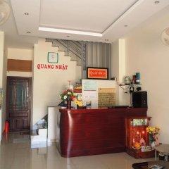 Отель Quang Nhat Hotel Вьетнам, Нячанг - отзывы, цены и фото номеров - забронировать отель Quang Nhat Hotel онлайн интерьер отеля