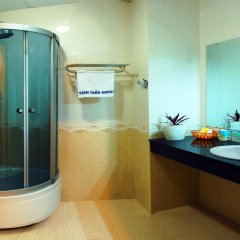 Отель Ngoc Thach Нячанг ванная фото 2