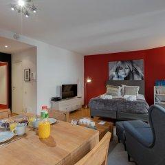 Отель Sweet Inn Apartments Sablons Бельгия, Брюссель - отзывы, цены и фото номеров - забронировать отель Sweet Inn Apartments Sablons онлайн комната для гостей фото 5