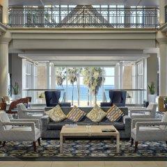 Отель Loews Santa Monica Санта-Моника интерьер отеля
