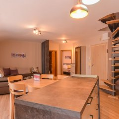 Отель FM Deluxe 2-BDR - Apartment - The Maisonette Болгария, София - отзывы, цены и фото номеров - забронировать отель FM Deluxe 2-BDR - Apartment - The Maisonette онлайн комната для гостей фото 3