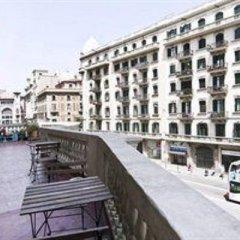 Отель Emily Alhambra Hostal Испания, Барселона - отзывы, цены и фото номеров - забронировать отель Emily Alhambra Hostal онлайн балкон