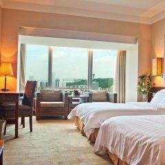Отель Minnan Xiamen Китай, Сямынь - отзывы, цены и фото номеров - забронировать отель Minnan Xiamen онлайн комната для гостей фото 2