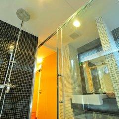 Win Long Place Hotel ванная фото 2