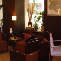 Отель le 55 Montparnasse Hôtel Париж интерьер отеля фото 2