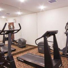 Отель Foxwood Inn & Suites Drayton Valley фитнесс-зал фото 3